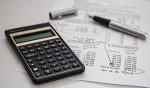 kalkulator, papiery, ubezpieczenia